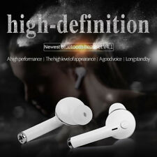 Mini Handsfree Wireless Bluetooth Headset Earphone Earbud for iPhone Samsung