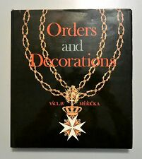 ORDERS AND DECORATIONS By Vaclav Mericka Illustrated with Photographs Military