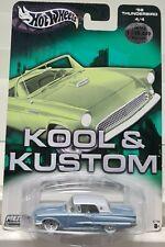 Hot Wheels 2004 - Auto Affinity: Kool & Kustom 04/04 - '58 Ford Thunderbird