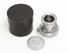 Leica Leitz Elmar 5 cm f/3, 5 #536213 avec m39 filetées