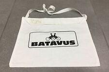 SACOCHE MUSETTE VELO CYCLISME SPONSOR TEAM EQUIPE BATAVUS 1990 TRES RARE