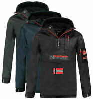 Giacca Parka Geographical Norway BARKER men Giubbotto Uomo WR245H/GN