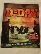 D-Day Invasion of Hitler's Europe Incredible Facts & Photos by John Perritano