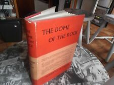 Somerset de Chair The Dome On The Rock (Falcon Press) 2nd ed 1948 HB Dust Jacket