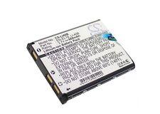 3.7 V Batteria per Casio Exilim ex-z33vpebd, Exilim ex-z33bkebb, Exilim EX-Z35BK