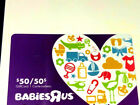TOYS R US BABIES R US HEART GIFT CARD COLLECTIBLE ---0--BALANCE For Sale