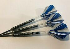 16g Prism Force Tungsten Darts Set, Nodor Barrels, Winmau Accessories