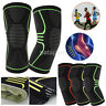 New Elastic Sport Knit Knee Patella Support Brace Arthritis Compression Sleeve
