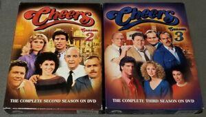 Cheers Seasons 2 & 3 DVD Boxed Sets