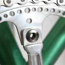 Vis de pédalier acier Court pour 1 Plateau ( Fixie, Singlespeed) 5 ST