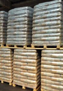 Holzpellets Sackware 3 Paletten 65x15 kg (2925 kg) DINplus / A1, inkl. Lieferung