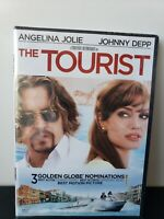 The Tourist New DVD