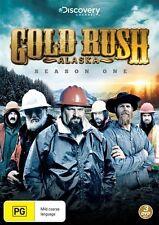 Gold Rush - Alaska : Season 1 (DVD, 2011, 3-Disc Set) - Region 4