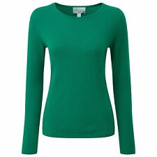 BNWT Pure Collection 100% Cashmere Round Neck Sweater  UK Size 18 RRP £99