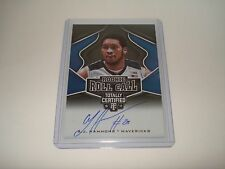 2016-17 Panini Totally Certified - A.J Hammons / Auto Card #32