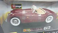 Burago 1:24 18-22018 Jaguar XK 120 Roadster in OVP (A92)