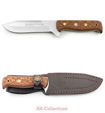 Puma IP outdoor palmwood cuchillo de caza mango Hunting Knife Handmade 824003