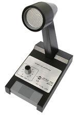 Zetagi MB+4 Standmikrofon mit regelbarem Verstärker und 4-pol Mikestecker
