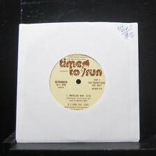 """Various - World Wide Pictures Presents """"Time To Run"""" 7"""" VG+ Promo WWP-73 Vinyl"""