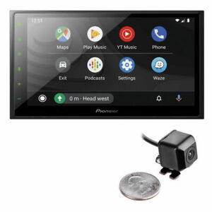 Pioneer DMH-2600NEX Multimedia Bluetooth Stereo Receiver + Free Backup Camera