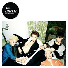 K-pop NU'EST - VOL.1 [RE: BIRTH] (NUEST01)