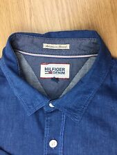 Tommy Hilfiger American Blend Uomini's Camicia a maniche lunghe taglia M
