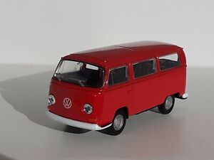 1/36 ~ 1/34 ~ 1/32  Volkswagen 1972 bus T2 combi