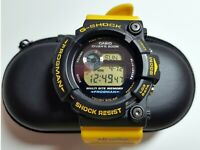 "CASIO G-SHOCK GW-204K-9JR FROGMAN ICERC: ""LOVE THE SEA AND THE EARTH""  NO BOX"