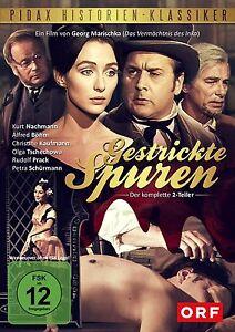 Gestrickte Spuren ( Vergessene Film-Klassiker ) mit Kurt Nachmann, Alfred Böhm