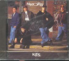 NKOTB - H.I.T.S. - CD (NUOVO SIGILLATO)