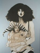 "Ramon Santiago ""Tezna"" Signed & Numbered Fine Art Print"