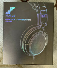 STATUS Open Back Studio Monitors SM-OB1 Headphones