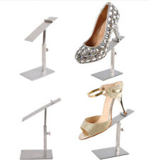 Metal Sandals Shoes Hanger Display Holder Shoe Display Rack Stand Show Rack