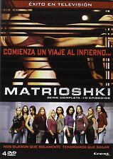 MATRIOSHKI  **Dvd R2** Complete Series 4 Disc 10 Episodes