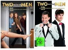Two and a Half Men - Season/Staffel 11+12 * NEU OVP * DVD Set