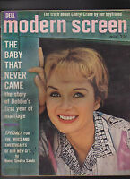 Modern Screen Magazine Debbie Reynolds Nancy Sinatra Sands November 1961