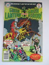 DC GREEN LANTERN GREEN ARROW #92 MARK JEWELRY VARIANT 1977