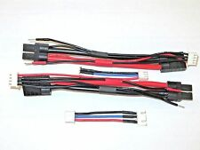 2X Traxxas Style Adapter Old TRX to iD Battery Connector