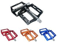 SMS Mountain Bike Pedal Widen Sealed Bearing Road Bike Pedals Platform 9/16 in