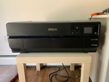 Epson SureColor P800 Inkjet Printer, Used, Good Condition, Ink Not Included