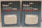 2 Vintage Daisy SoftAir Pellets pack MOC #7172 NEW Air Rifle Airsoft