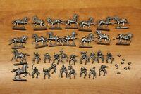 1/72 Scots Grey British Cavalry Napoleonic Italeri esci airfix zvezda strelets