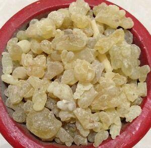 Fresh stock Hojari Sacred White Frankincense resin Oman 400 gms /Boswellia sacra
