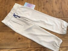 NWT Ivivva Get Your Move On Crop Size 7 Beige Pant