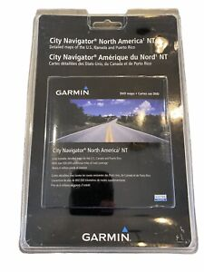 New 2010 Garmin City Navigator NT North America Maps DVD NEW SEALED