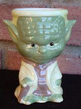 Disney Star Wars Yoda Darkside Ceramic Coffee Mug Goblet Mug Oficial 2014
