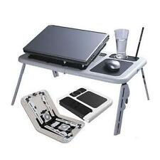 50% OFF E-Table Portable Foldable Laptop Table with Cooling Pad