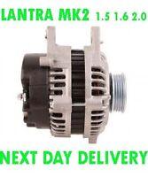 HYUNDAI LANTRA MK2 1.5 1.6 2.0 1996 1997 1998 1999 2000 > 2002 RMFD ALTERNATOR