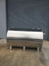 Fuel Storage Tank, Aluminum 500 Gallon