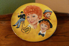 I Love Lucy LUCILLE BALL Royal Manor Plate - Mike Hagel - ARTIST'S PROOF - RARE!